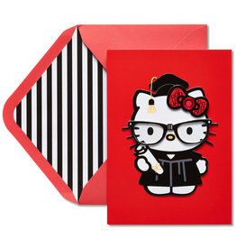 PAPYRUS® Graduation Card Hello Kitty Grad