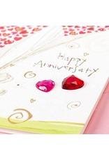 PAPYRUS® Anniversary Card Heart Balloons