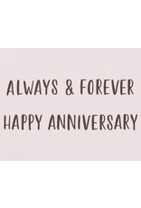 PAPYRUS® Anniversary Card Gay - In Love Girls
