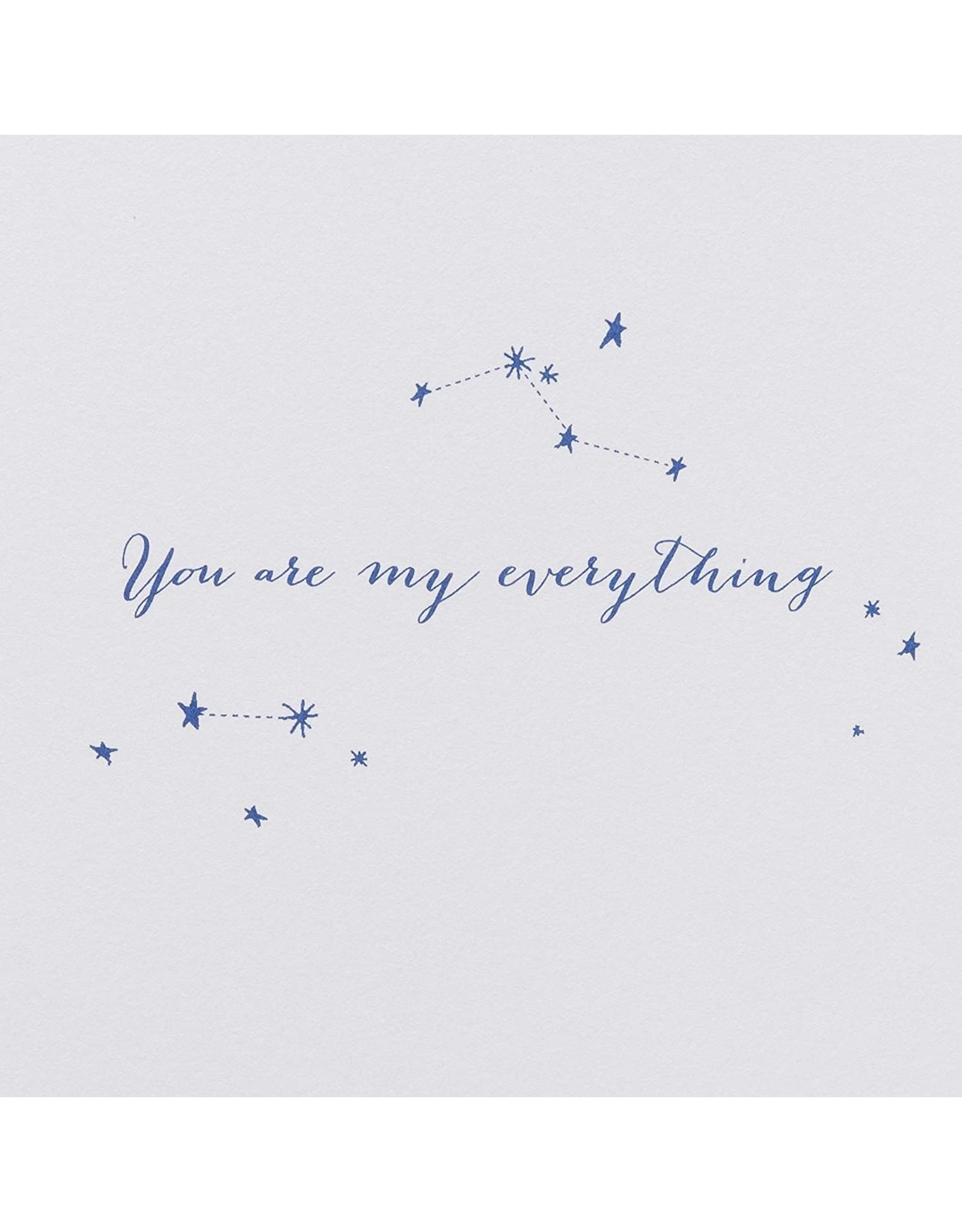 PAPYRUS® Anniversary Card Elegant Star Quote