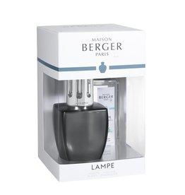 Lampe Berger June Grey Fragrance Lamp Gift Set | Maison Berger