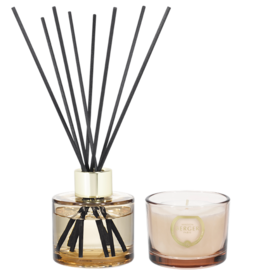 Maison Berger Bouquet Senso Mini Reed Diffuser Candle Duo Musk Flowers