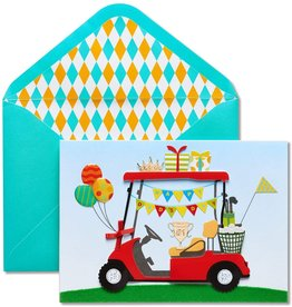 PAPYRUS® Fathers Day Card Golf Cart