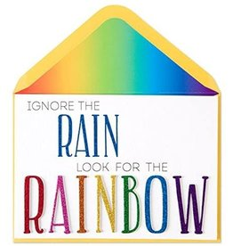 PAPYRUS® Friendship Card Ignore The RAIN Look For The RAINBOW