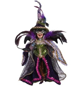 Mark Roberts Fairies Halloween Witches Life Of Luxury Witch SM