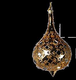Katherine's Collection Gold Natale Diamond Ornament - C