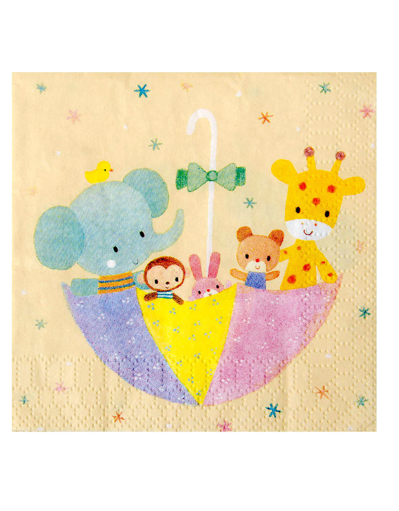 Papyrus Baby Shower Party Cocktail Beverage Napkins 20pk