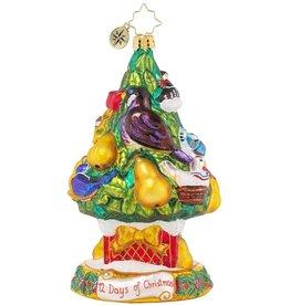 Christopher Radko My True Love Gave To Me Ornament