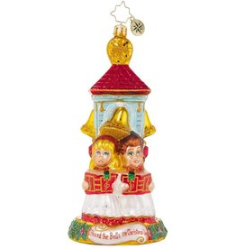 Christopher Radko The Sweet Sounds Of Christmas Ornament