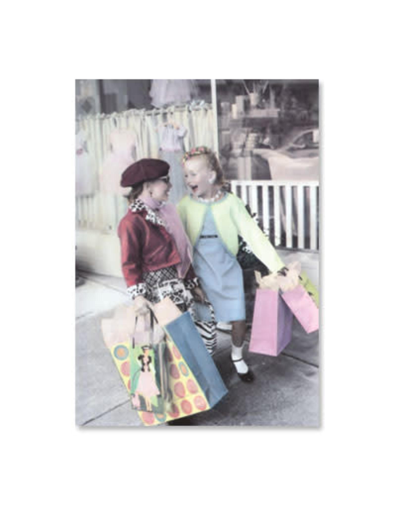 PAPYRUS® Birthday Card 2 Girls Shopping