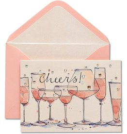 PAPYRUS® Wedding Shower Cards Cheers Champagne Shower Card