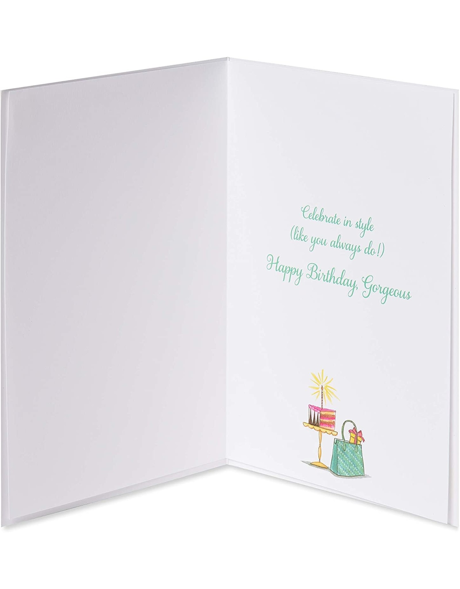 PAPYRUS® Birthday Card Celebrate In Style By Bella Pilar