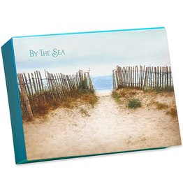 PAPYRUS® By The Sea Blank Boxed Notes Set of 20 In Beach Keepsake Box