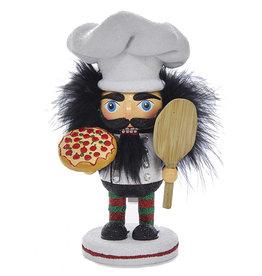 Kurt Adler Hollywood Pizza Chef Nutcracker 8 Inch