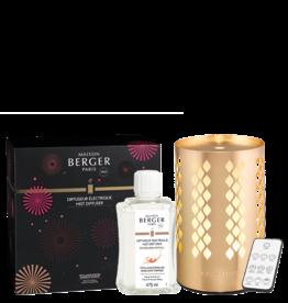 Maison Berger Mist Diffuser Set Cercle W Exquisite Sparkle