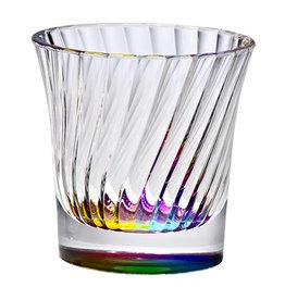 Merritt International Acrylic Venezia Rainbow DOF Tumbler 10oz