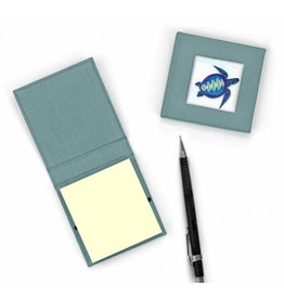 Quilling Card Quilled Sea Turtle Sticky Note Pad Cover