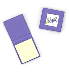 Quilling Card Quilled Dragonfly Sticky Note Pad Cover