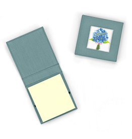 Quilling Card Quilled Hydrangea Sticky Note Pad Cover