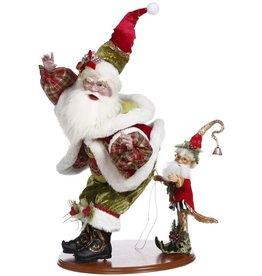 Mark Roberts Fairies Christmas Santas Wardrobe Malfunction Santa 20 Inch