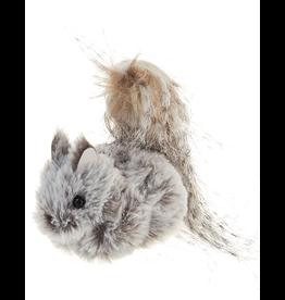 Kurt Adler Grey Hanging Squirrel Ornament