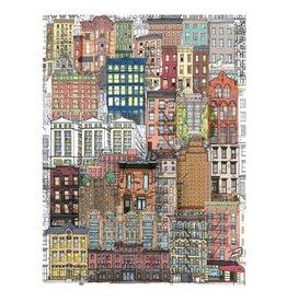 WerkShoppe Jigsaw Puzzle City Life 500 Piece