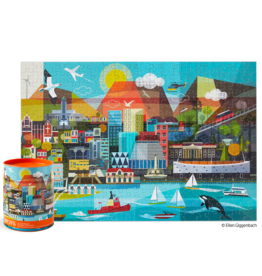 WerkShoppe Jigsaw Puzzle Wellington Landscape 300 Piece