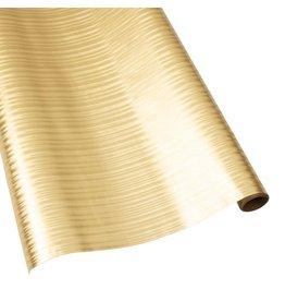 Caspari Gift Wrapping Paper 8ft Sasheen Gold Foil