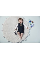 Mud Pie Baby N Kids Clothing One-Piece Football Shortall 0-3 Months