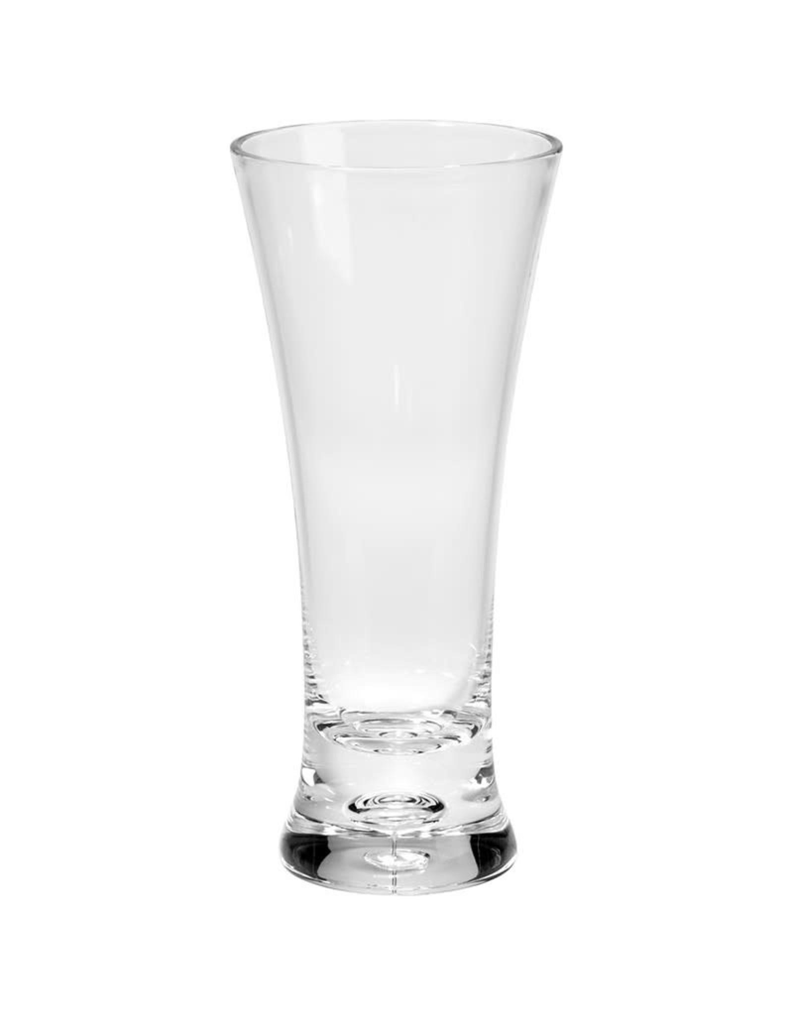 Merritt International Acrylic Jewel Clear Pilsner Glass 12oz