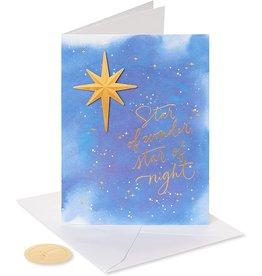 PAPYRUS® Christmas Card Star Of Wonder