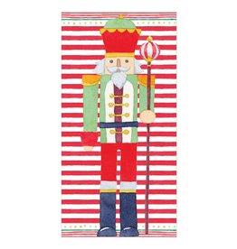 Caspari Christmas Money Holder Cards 4pk March Of The Nutcrackers