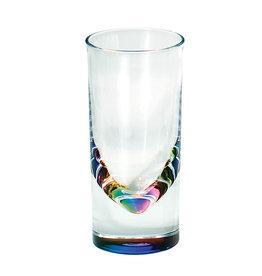 Merritt International Acrylic Rainbow Prism Teardrop Tumbler 5oz