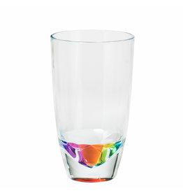 Merritt International Acrylic Diamond Rainbow Tumbler 20oz