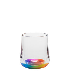 Merritt International Acrylic Reflections Rainbow DOF Tumbler 8 Oz