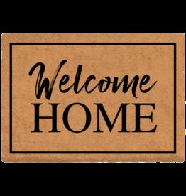 Caspari New Home Cards Welcome Home Mat Foil Card