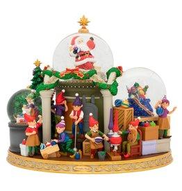 Christopher Radko Snowglobes Christmas is Coming Snow-globe