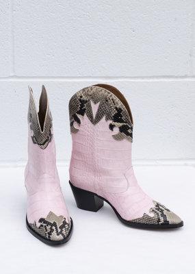 Paris Texas Texano Pink Boot