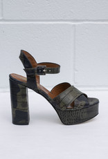 Paris Texas Platform Sandal