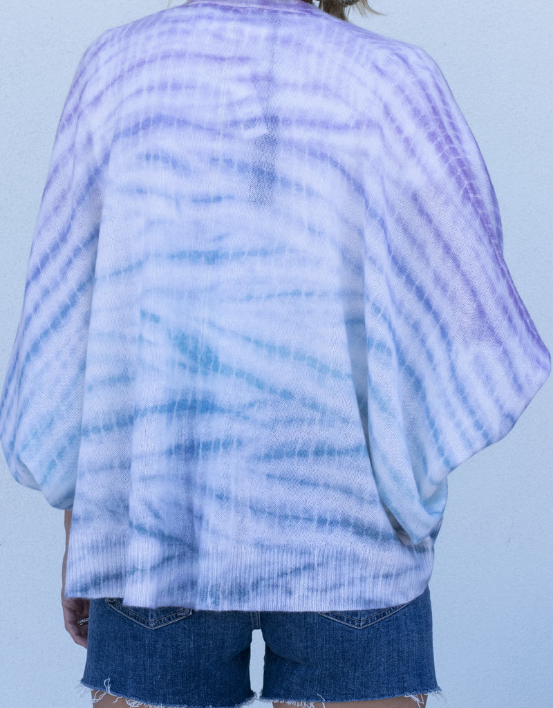 360 Cashmere Summer Tie Dye Sweater