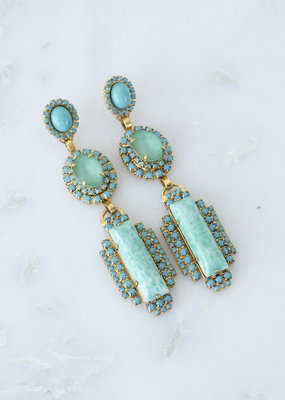 Elizabeth Cole Blair Earrings