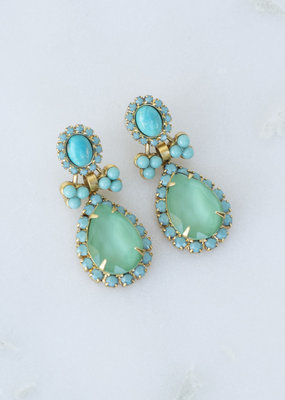 Elizabeth Cole Persephone Earrings