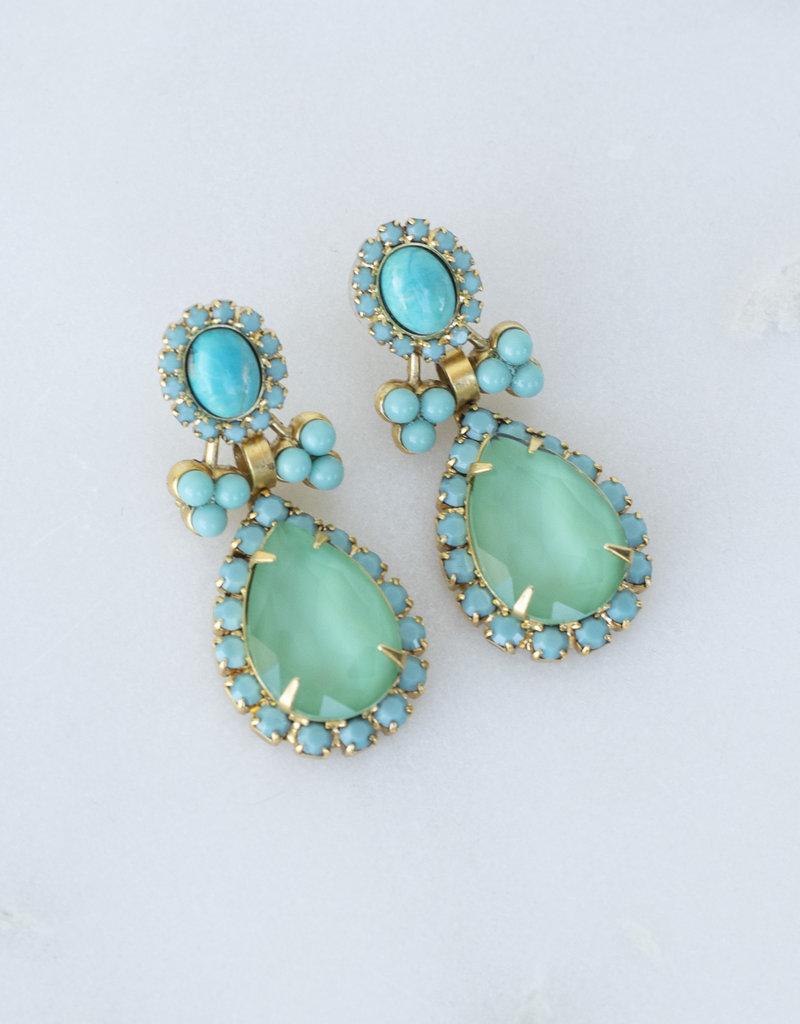 Elizabeth Cole Persephone Earrings