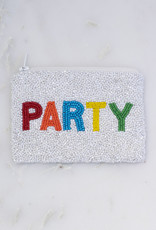 Beaded Coin Purse - Multi PARTY