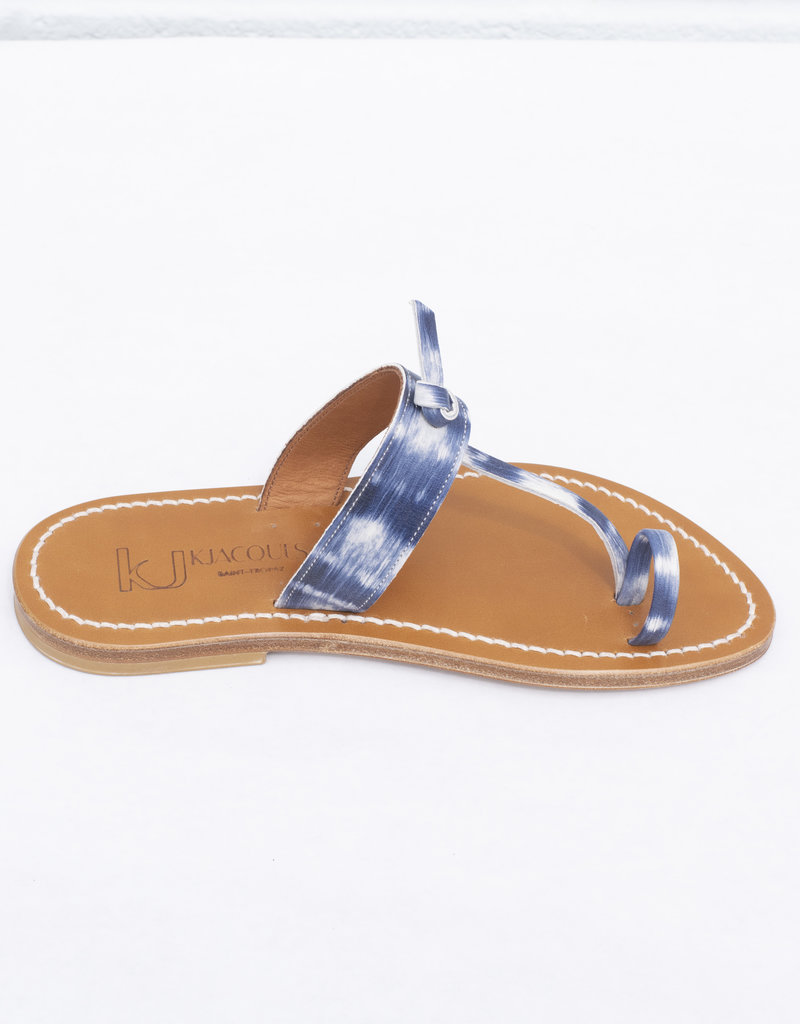 k. jacques Ganges Sandal Tie Dye
