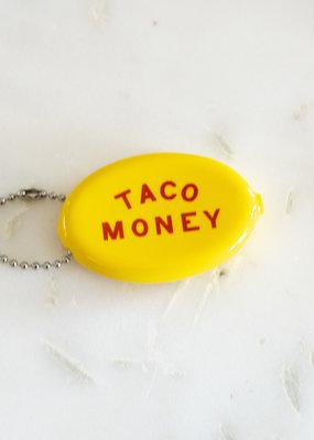Three Potato Four Keychain Pouch - Taco Money