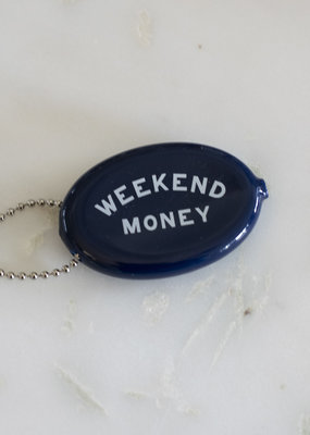 Three Potato Four Keychain Pouch - Weekend Money