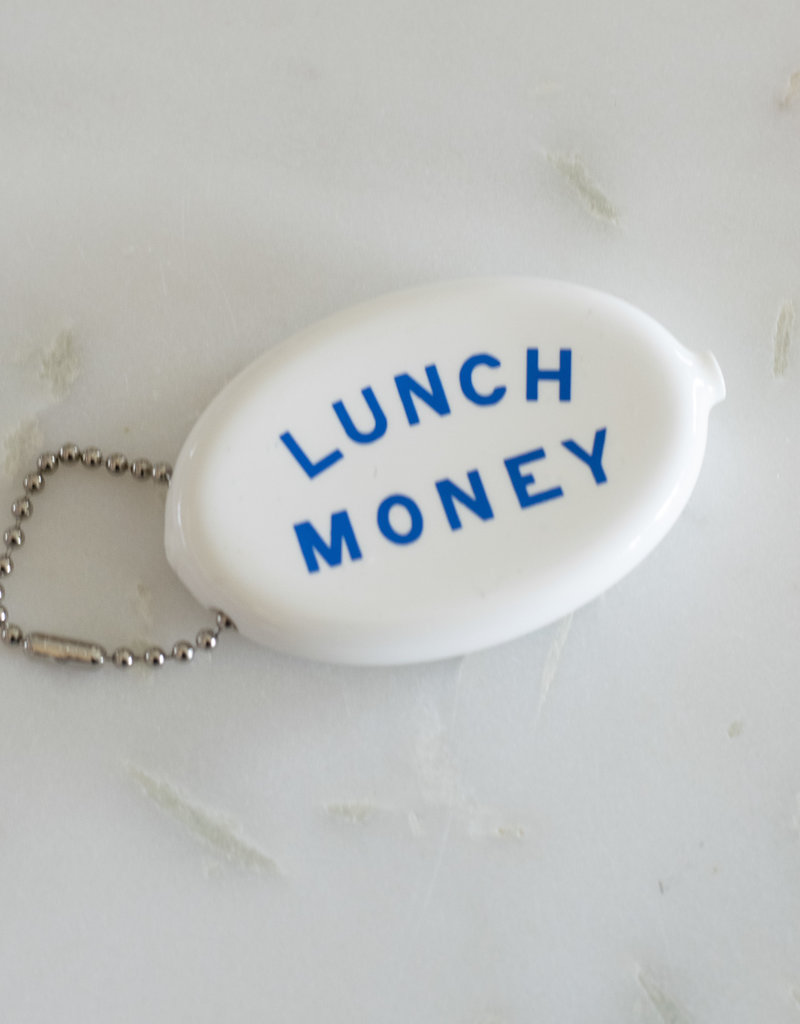 Three Potato Four Keychain Pouch - Lunch Money