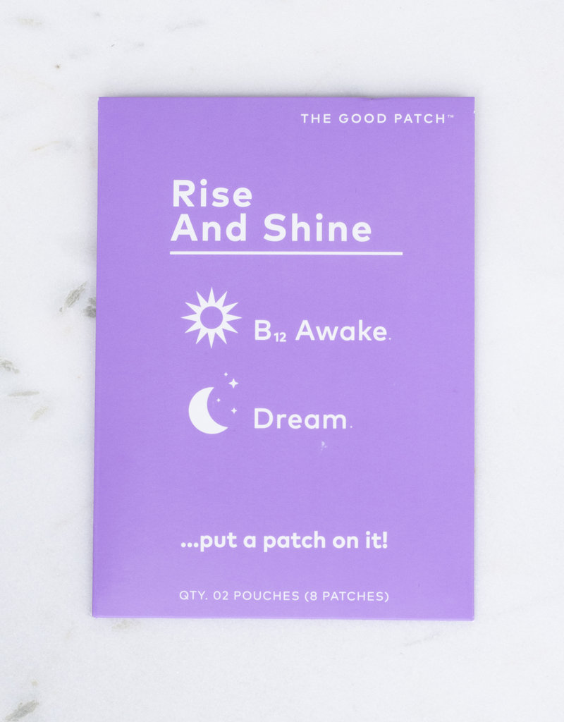 The Good Patch Rise and Shine