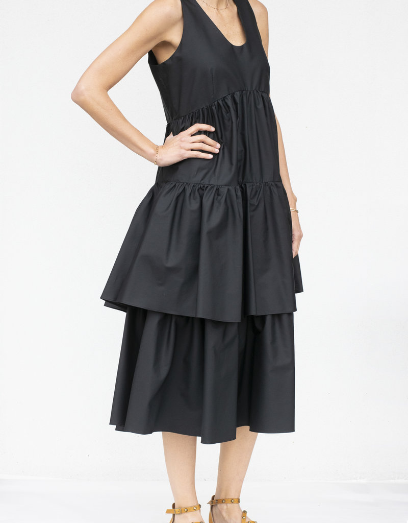 Aspesi Tiered Dress